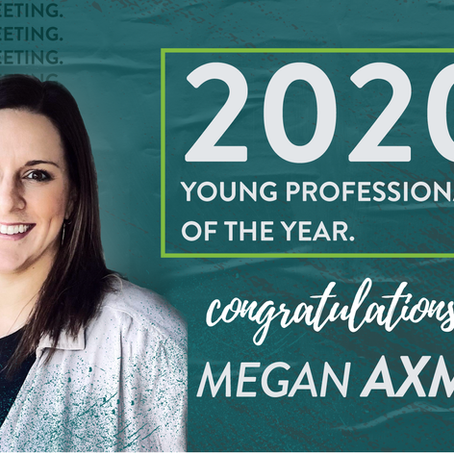 2020 YOUNG PROFESSIONAL OF THE YEAR