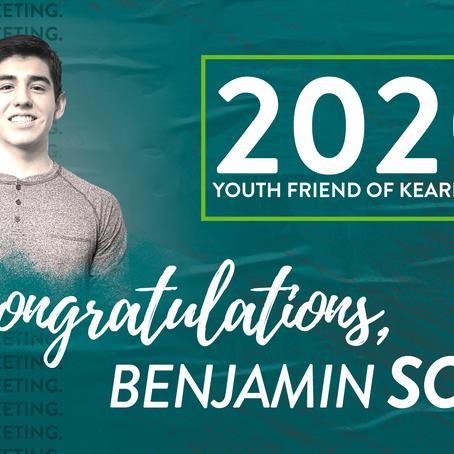 2020 YOUTH FRIEND OF KEARNEY
