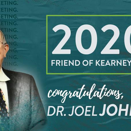 2020 FRIEND OF KEARNEY