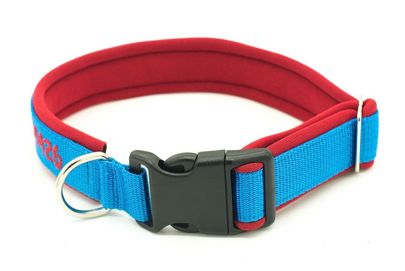 Hundehalsband Klickverschluss 35mm ohne Stick