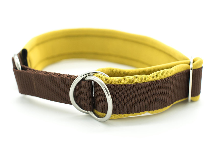 Hundehalsband Zugstopp 35mm ohne Stick