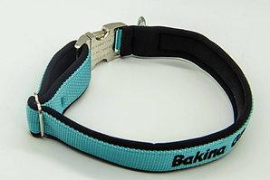 Hundehalsband Alu-Klickverschluss 35mm mit Stick