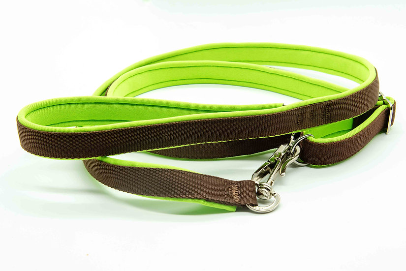 Hunde Motivations- oder Rettungs- Hundeleinen mit Jagdhaken