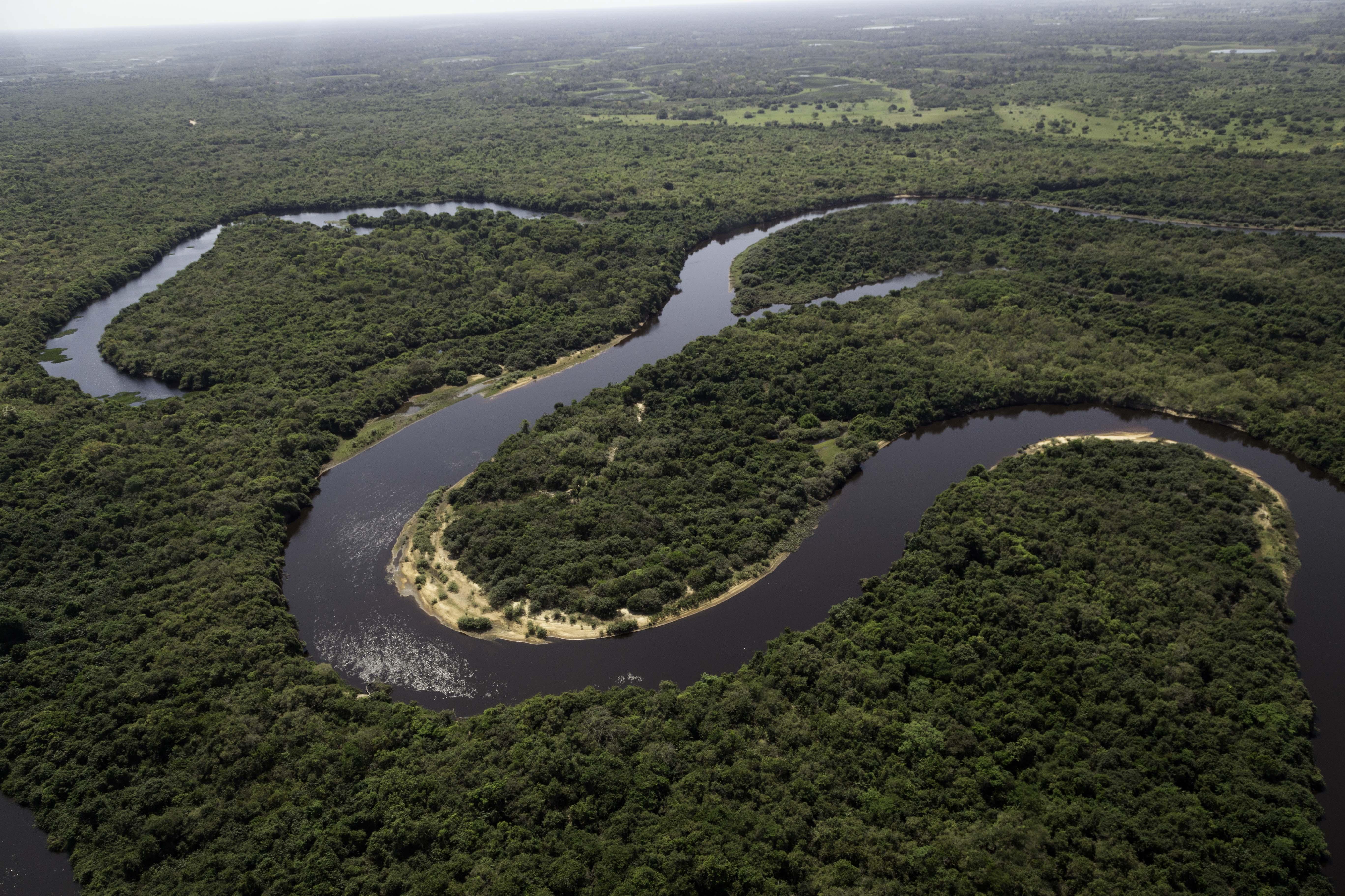 Rio Aquidauana