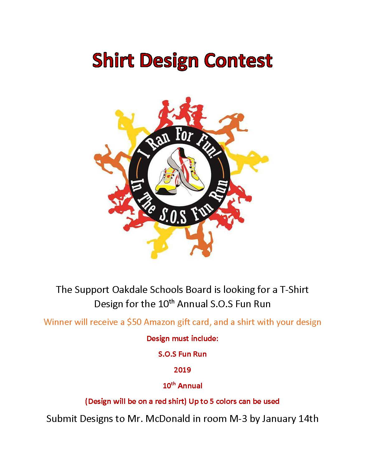 1819 Shirt Design Contest SOS