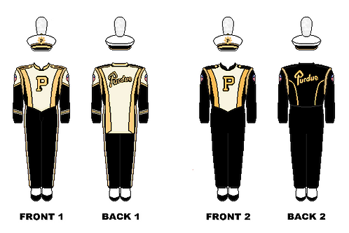 Marching Uniform