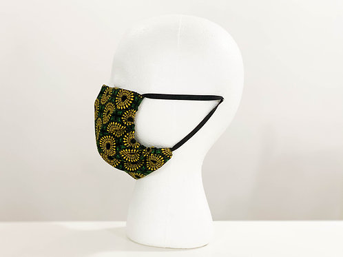 Green/Gold Pinwheel