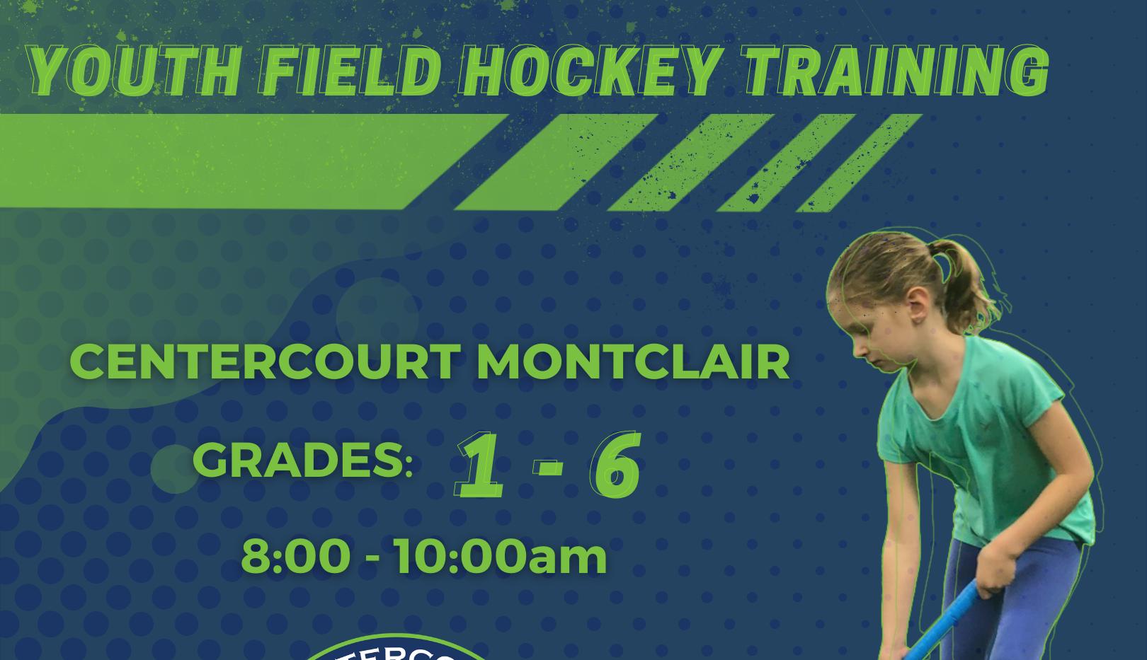 Hockey Training Advertisement