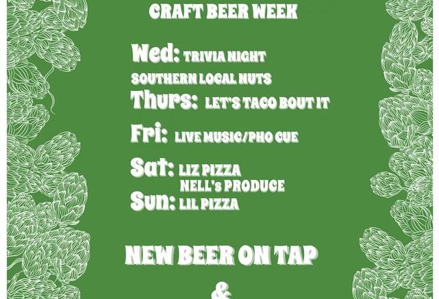 Weekly Lineup