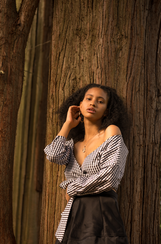 Modeling Headshot   Fashion Photography