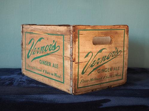 Venor's Ginger Ale Cooler