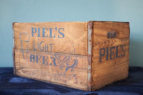 Piel's Light Beer Crate Cooler #2