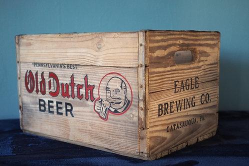 Old Dutch Beer Crate Cooler