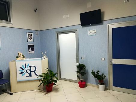Sala d'attesa Studio dermatologico e polispecialistico Raimondo