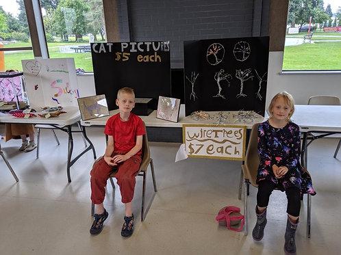 Register A Vendor at the Business Fair For Child Entrepreneurs