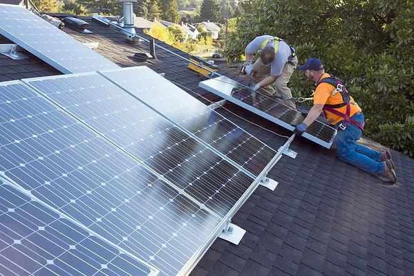 Güneş Paneli Montajı