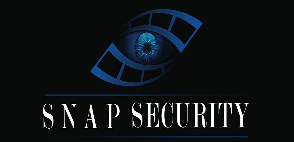 SNAP Security Eye Logo