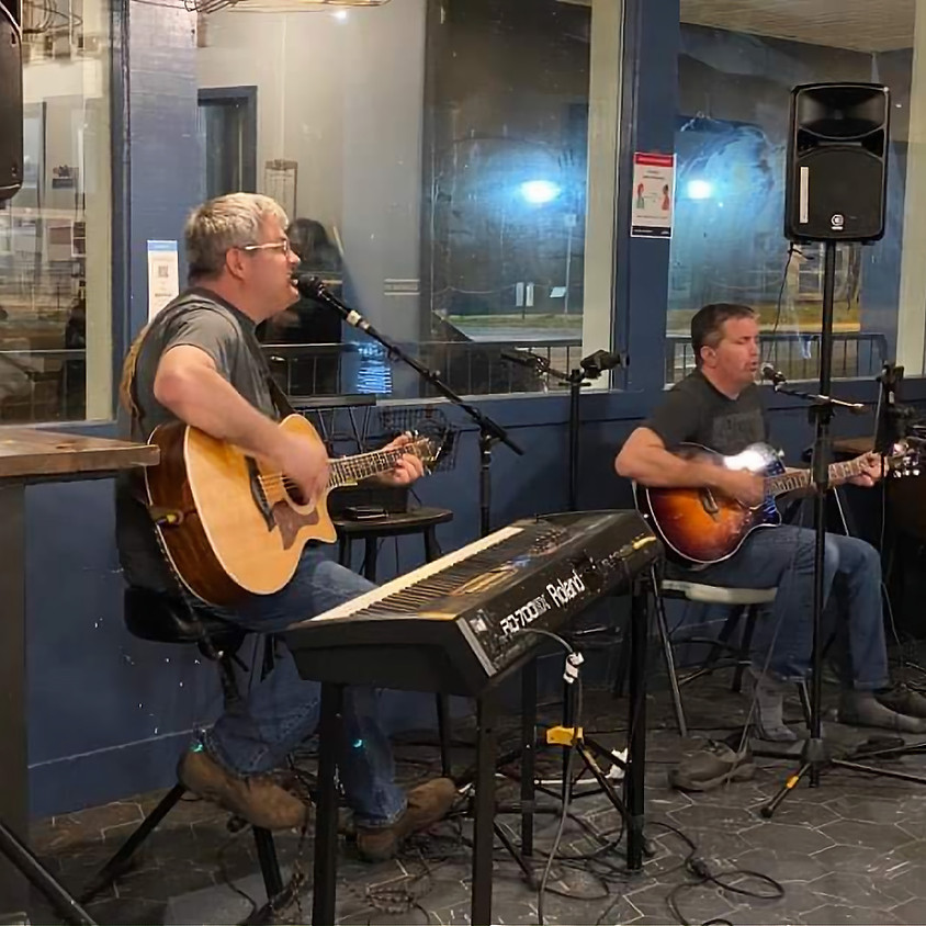 Calvin Boudreau Live at Heritage Brewing