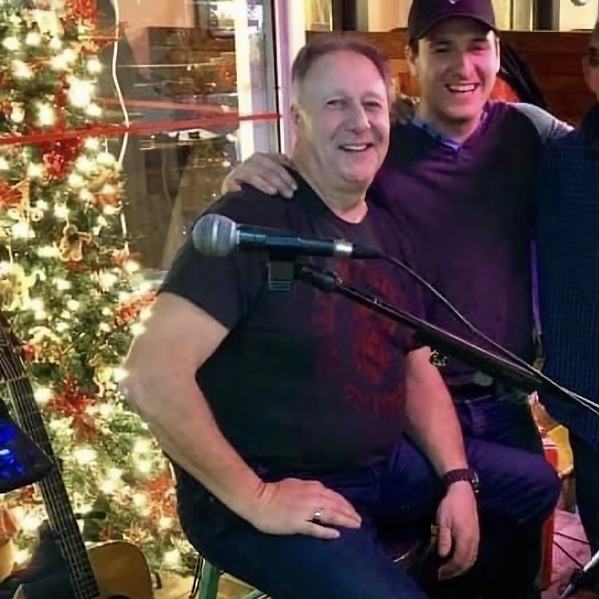 Brian Amirault & Renel Deveau Live at Heritage Brewing