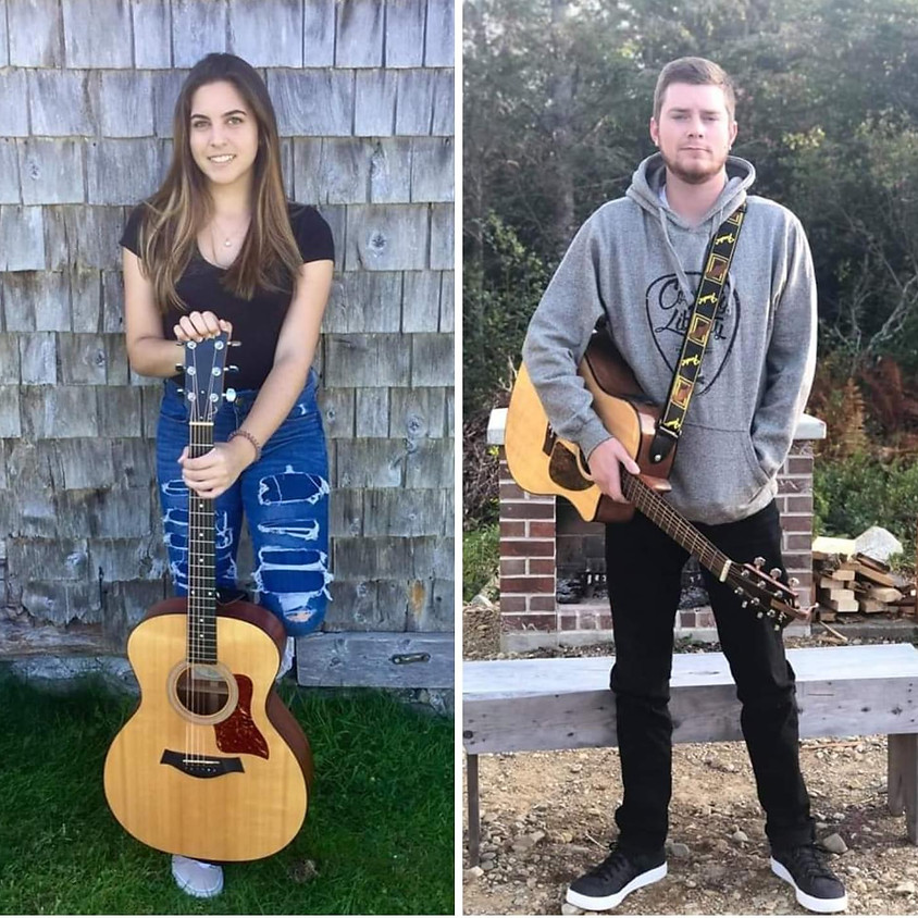 Madisen Atkinson-Newell & Tyler Walker Live at Heritage Brewing