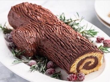 La bûche de Noël, une tradition ancienne… totalement transformée