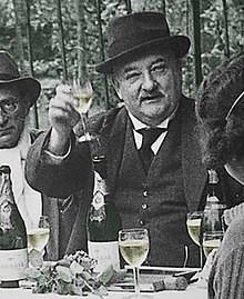 Curnonsky, le prince des gastronomes