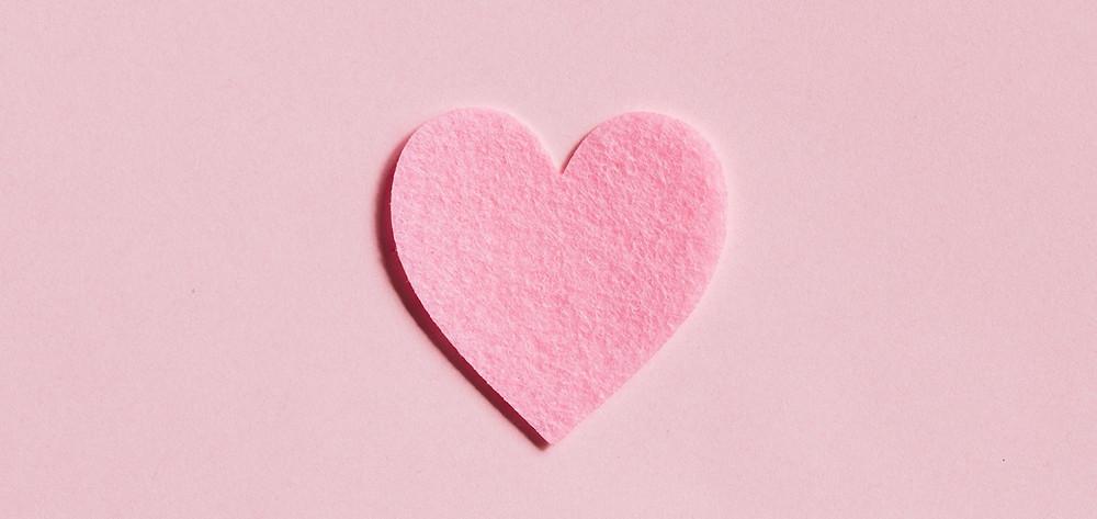 coeur saint valentin amour