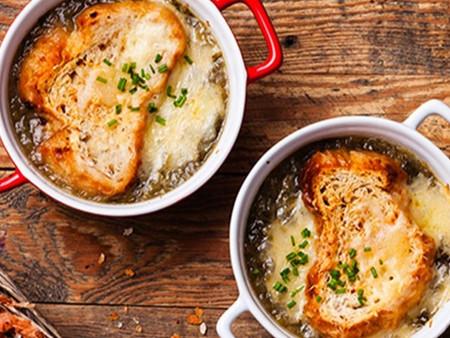 La petite histoire de la soupe à l'oignon