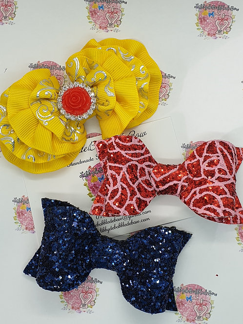 Once Upon a Fairytale - Choose Your Colour CombideBobbledeBow