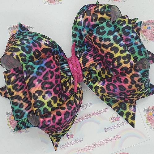 Rainbow Leopard - LoopydeBobbledeBow