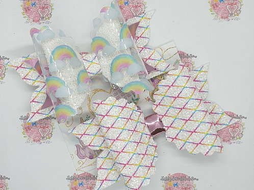 Hope Rainbow  - ScallopdeBobbledeBow