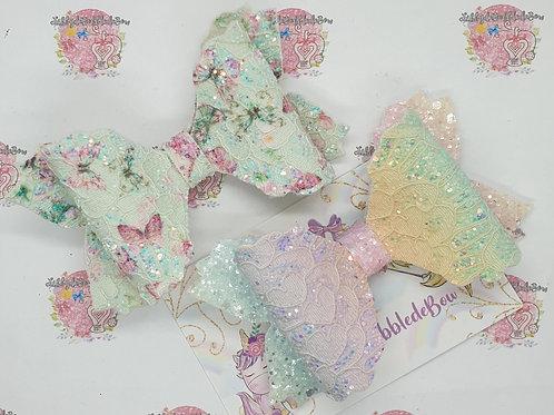 Butterfly Garden - TulipdeBobbledeBow