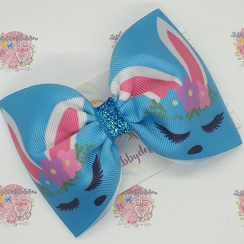 Blue Bunny - Tux Bow (2 For £5)