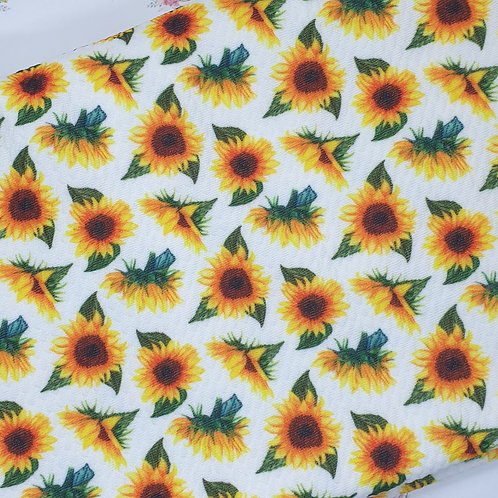 Twisted Headwrap - Libby's Sunflower Summer