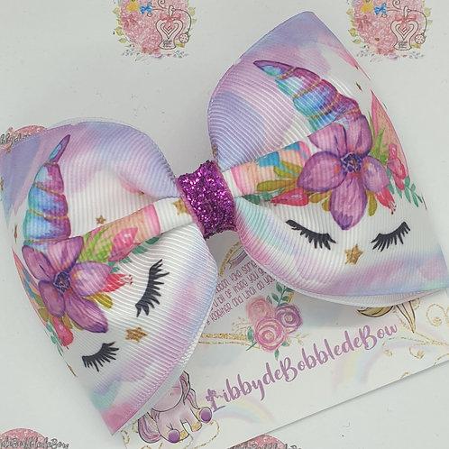 Purple Haze - Tux bow (2 For £5)