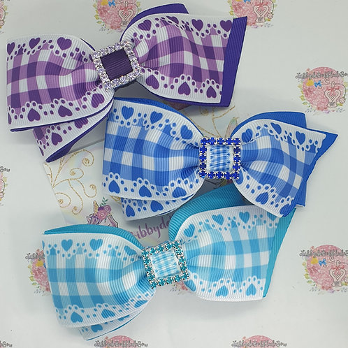 Gingham Glory - Choose Your Colour