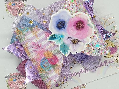 Purple Haze - LaciedeBobbledeBow