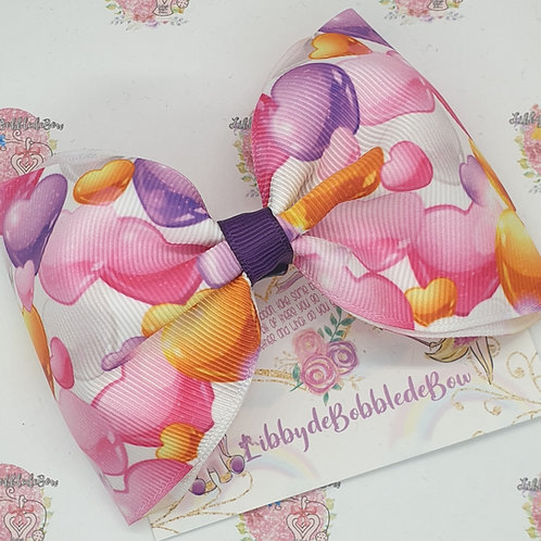 Bright Hearts - Tux Bow (2 For £5)