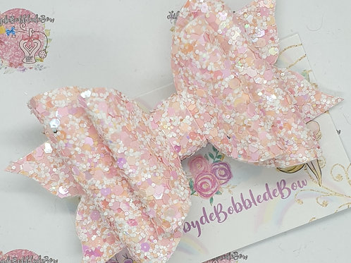 Classically Pink - DoubleDollydeBobbledeBow
