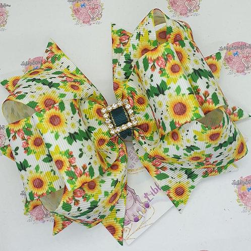 Libby's Sunflower Summer - LoopydeBobbledeBow