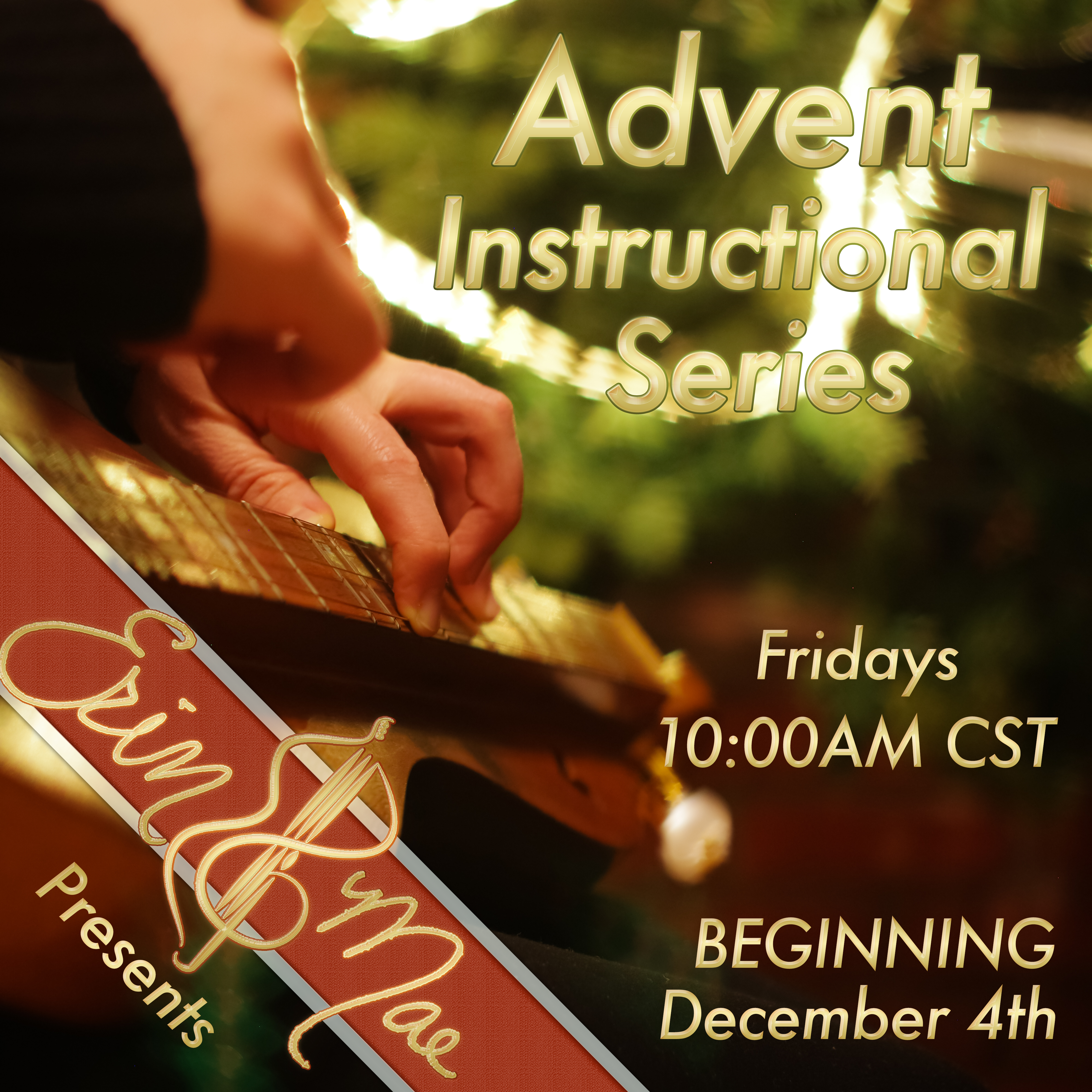 Advent Instructional Series - Friday