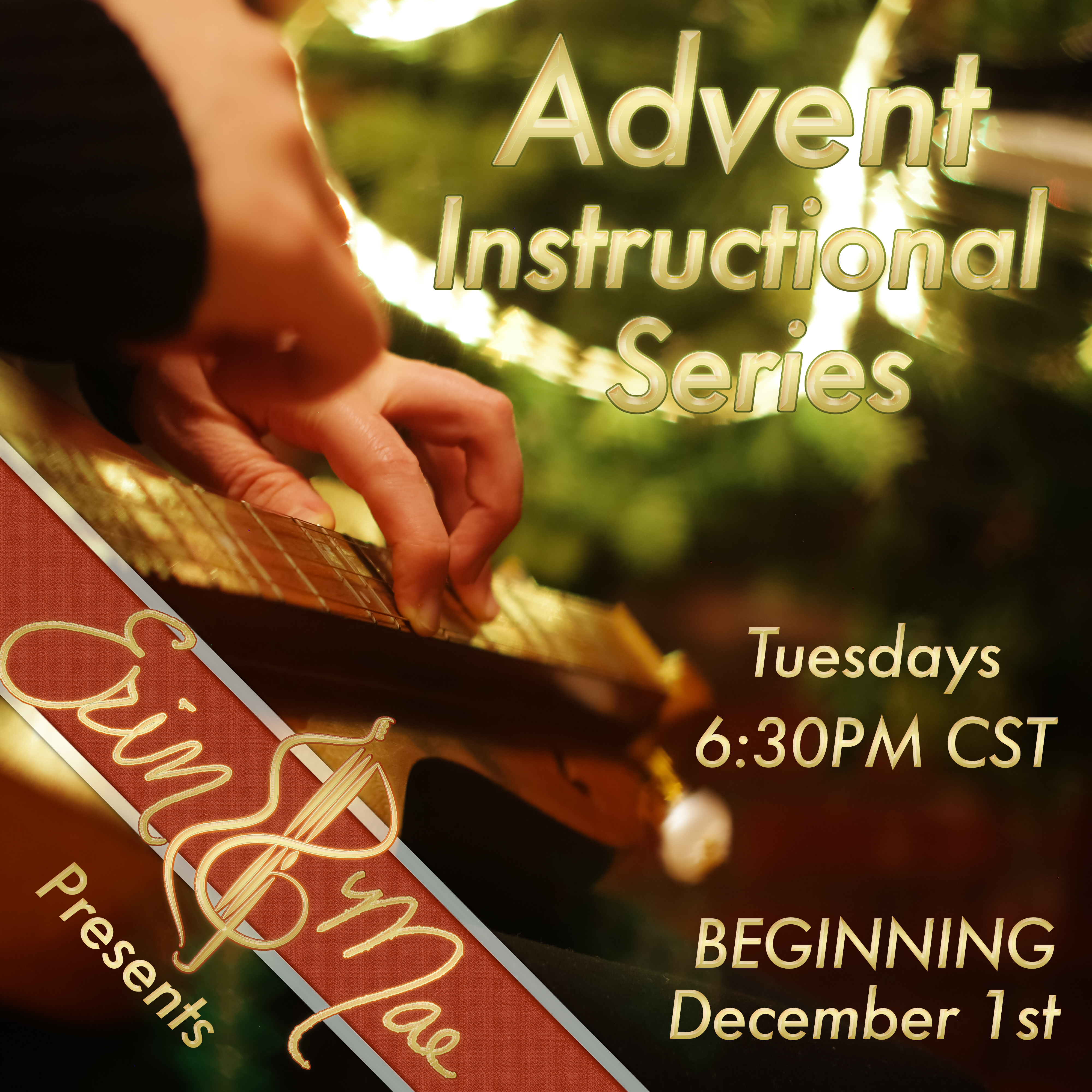 Advent Instructional Series - Tuesday