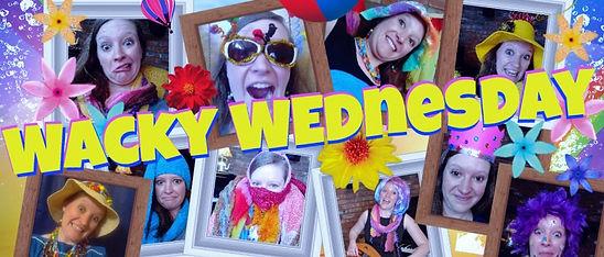 Wacky Wednesday Sing Alongs