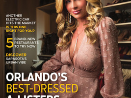 Featured in Orlando Signature Magazine