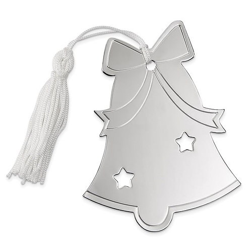 Engravable Bell 1-Sided Ornament