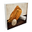 """Thumbnail: White Wood Standing Block/Frame with Sublimated Insert 7.81"""""""