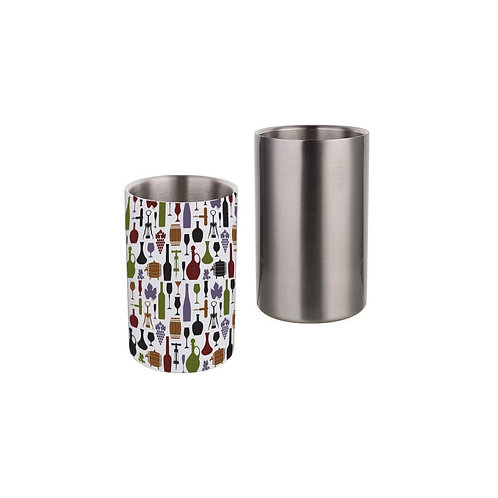 SubliCool Full Color 57oz. Stainless Wine Chiller