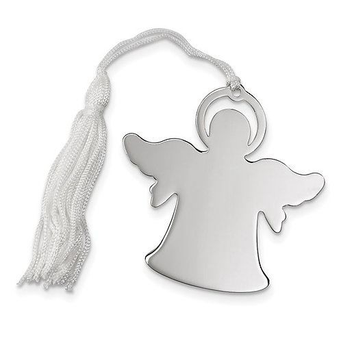Engravable Angel 1-Sided Ornament