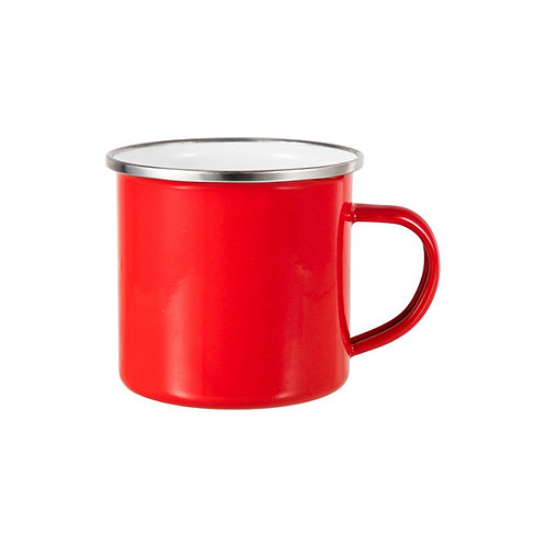 12 oz. Enamel Camp Mugs