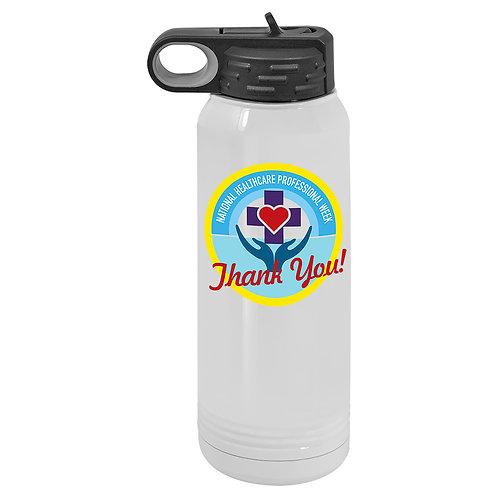 Polar Camel Tall 30oz Full Color Water Bottle